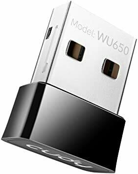 Cudy AC 650 Wifi USB dongle 802.11 a/b/g/n/ac 433mbs