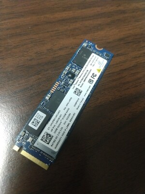 Intel 32GB OPTANE Memory H10 NVMe PCIe 512gb SSD HBRPEKNX0202AH L48338-001