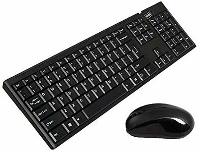 Generic Wireless Keyboard and Mouse for Windows or Mac