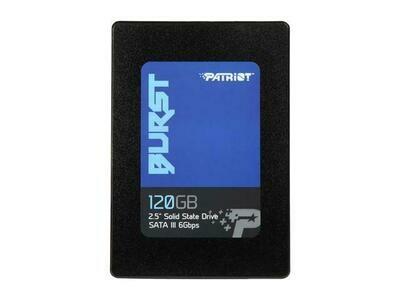 120 GB SSD SATAIII 7mm 2.5