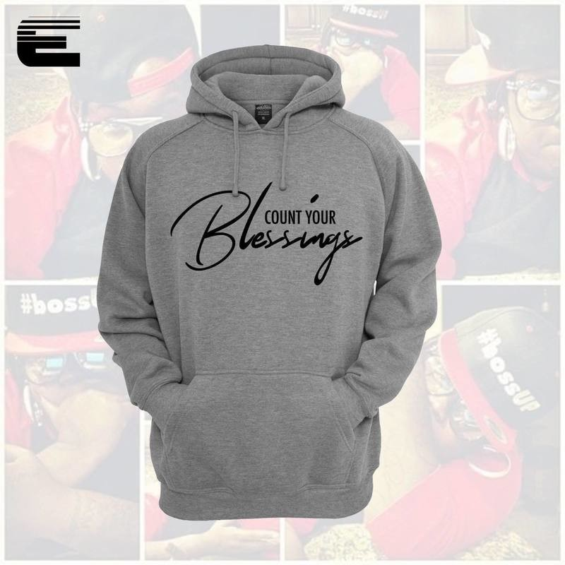 [gry] Count Your Blessings Hoodie
