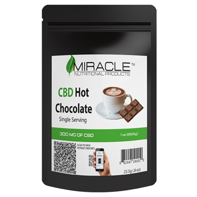 CBD Hot Chocolate 300mg