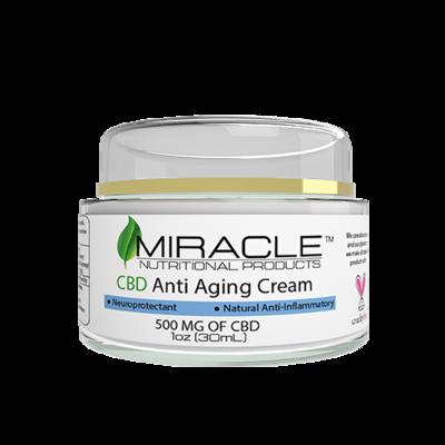 CBD Anti Aging Cream 300mg