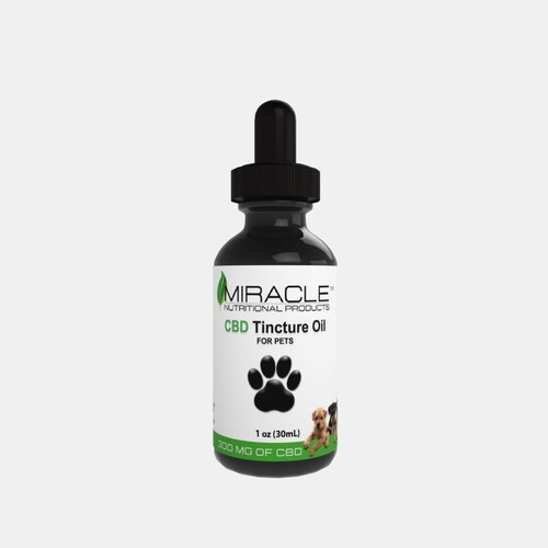 CBD Tincture for Pets 300mg