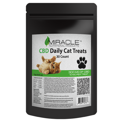 Daily Treats for Cats 300mg 30ct