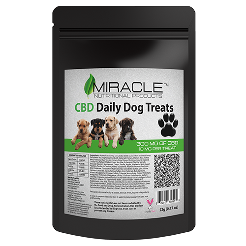 Daily Treats for Dogs 300mg 30ct