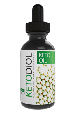 Ketodiol Oil CBD Diet Supplement