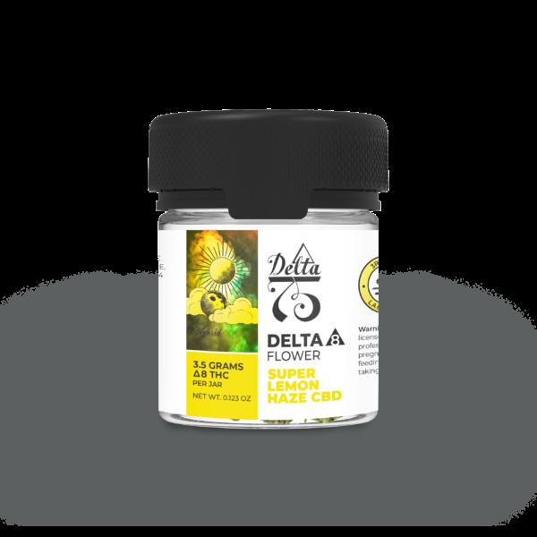 Delta 8 Flower (Super Lemon Haze)