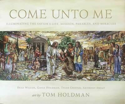 """""""Come Unto Me"""" Book"""