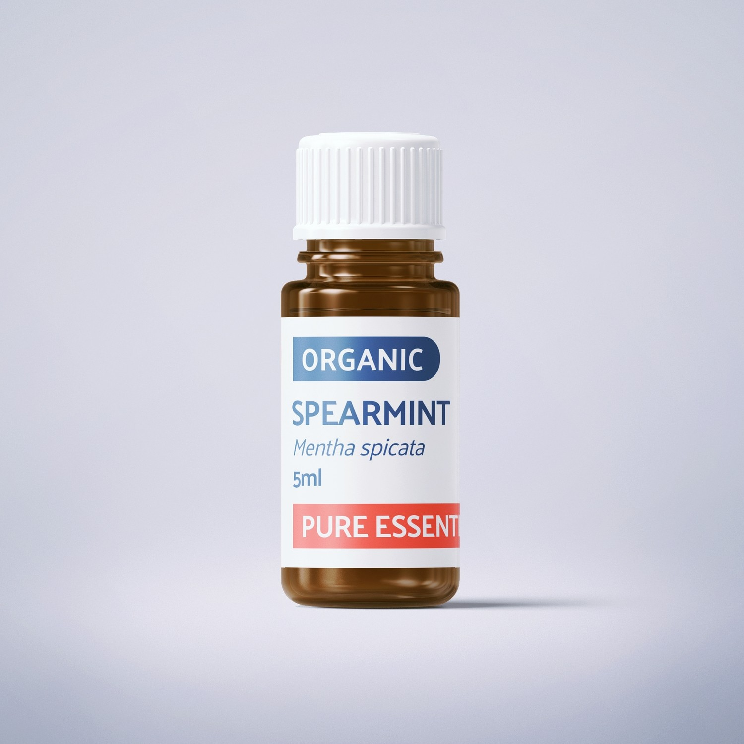 Organic Spearmint - 5ml - 100% Pure Essential Oil