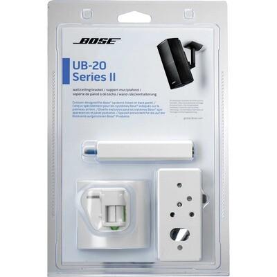 BOSE® Product: UB-20 Series II Wall/Ceiling Bracket - White