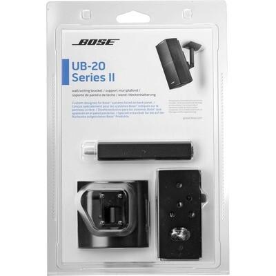 BOSE® Product: UB-20 Series II Wall/Ceiling Bracket - Black
