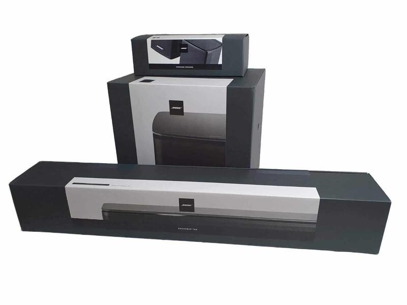 Bose Soundbar 700 Home Theatre Package - Black