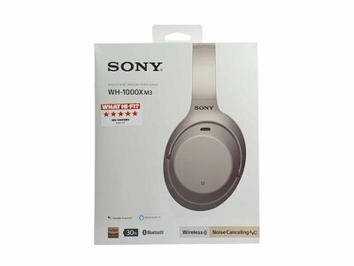 SONY WH-1000XM3 - SILVER