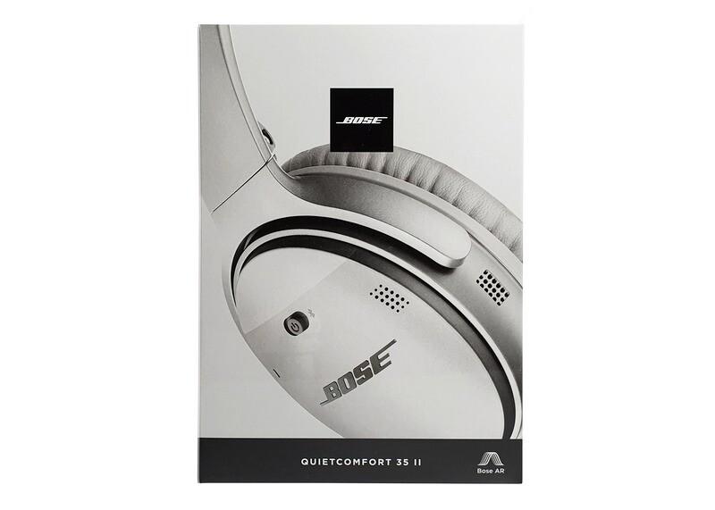 BOSE® QuietComfort 35 Wireless Headphones II - Silver