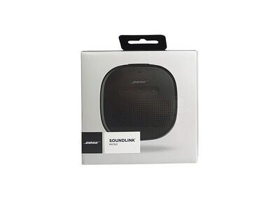 BOSE® SoundLink Micro Bluetooth Speaker - Black