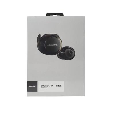 BOSE® SoundSport Free Wireless Earphones - Triple Black