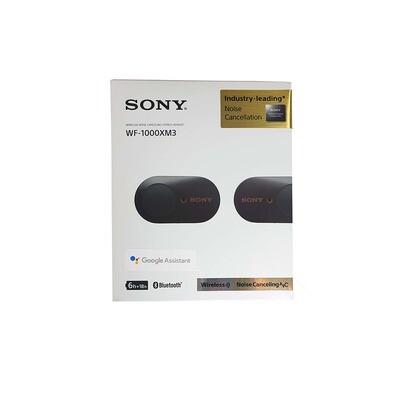 Sony WF-1000XM3 True Wireless Noise Cancelling Earphones