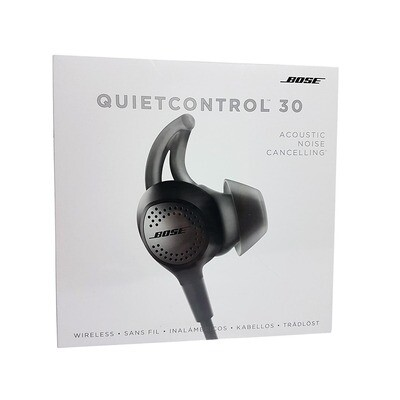 BOSE® QuietControl 30 Wireless Earphones - Black
