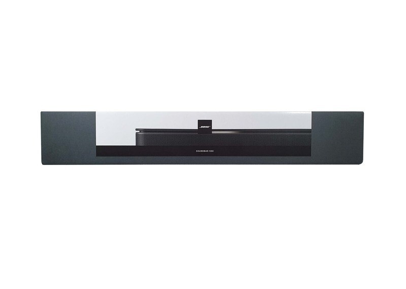 BOSE® Soundbar 500 - Black