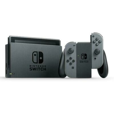 Nintendo Switch Console Grey (Gen 2)