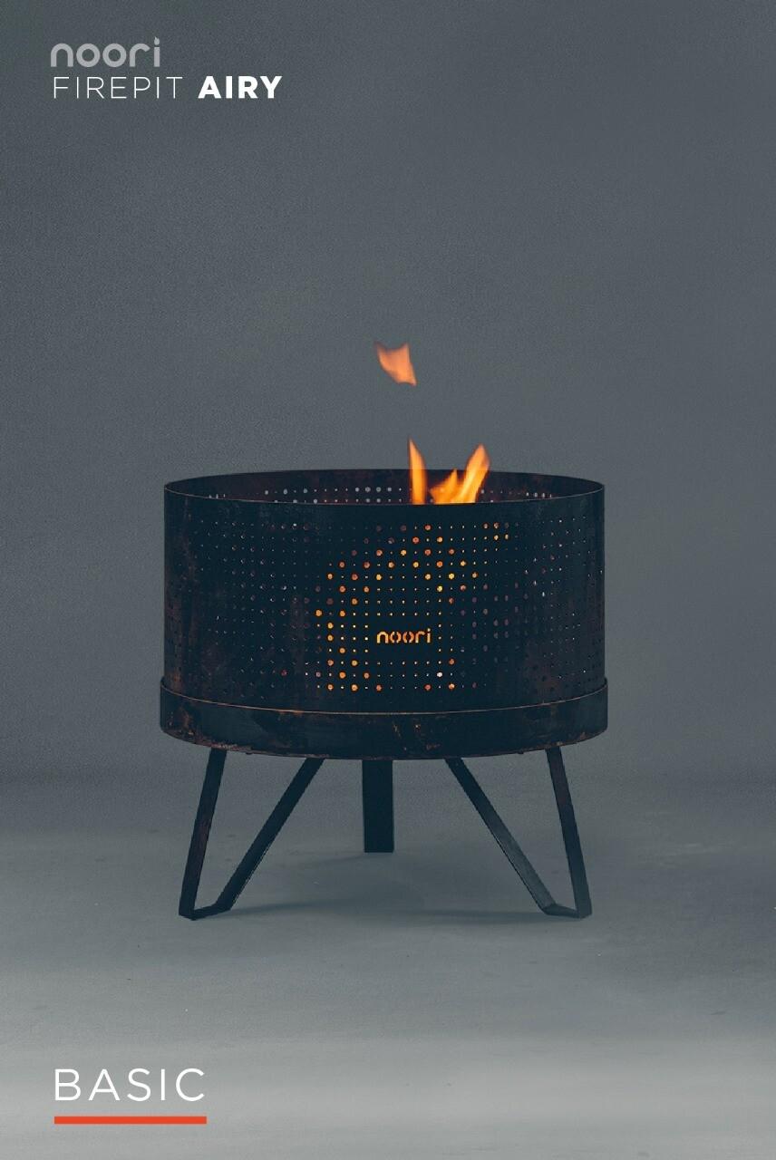 Noori® FirePit AIRY - Basic