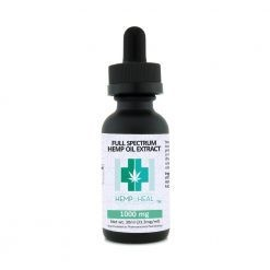 Hemp&Heal Full Spectrum CBD Oil