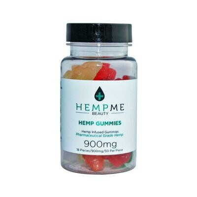 Hemp Me Full Spectrum Extra Strength Gummies