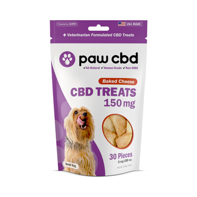 Paw CBD Dog Treats