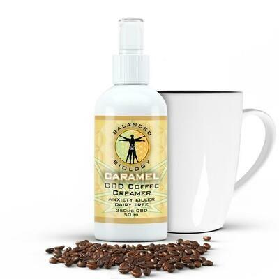 CBD Coffee Creamer