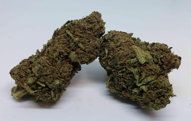 Hemp Flower - Purple Kush