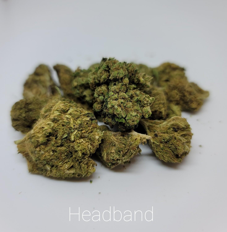Hemp Flower - Headband