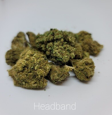 Hemp Flower - Headband