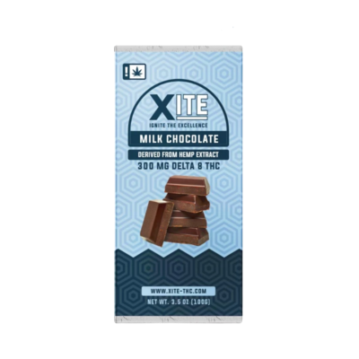 ▲8 Chocolate Bars - 300mg