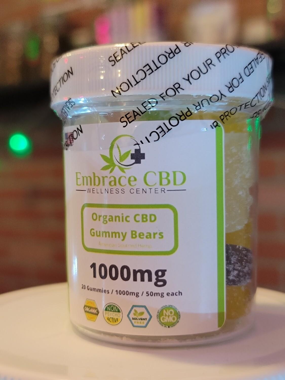 Embrace CBD Broad Spectrum CBD Gummies