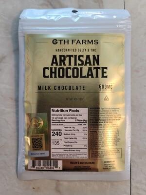 ▲8 Chocolate Bars - 500mg