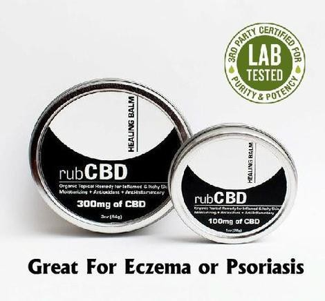 CBD Topical Remedies - Balm 100mg