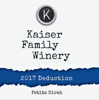 2017 Deduction