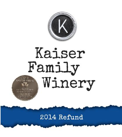 2014 Refund