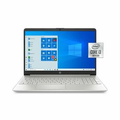 "HP 15.6"" Core i3 Laptop Model: 15-dy1094wm"