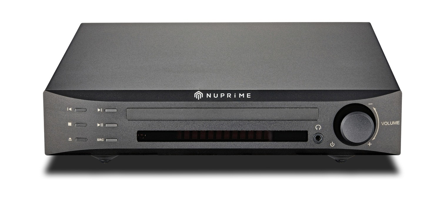 NuPrime CDP-9, CD-Player + DAC