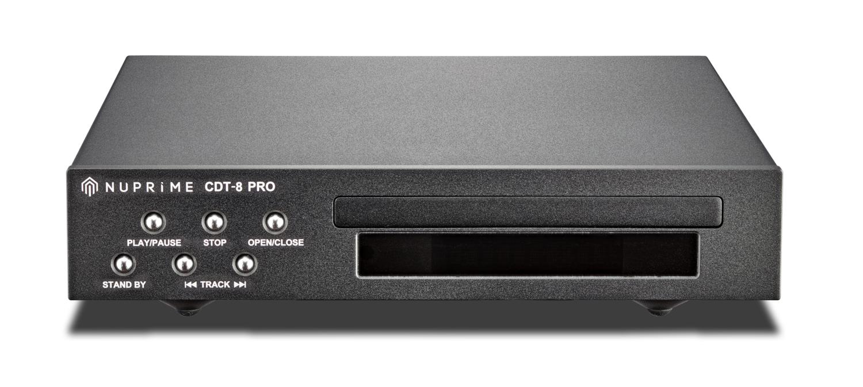 NuPrime CDT-8 Pro, CD-Transport