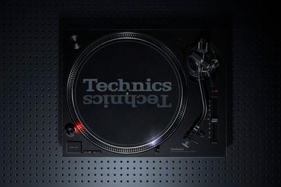 Technics  DJ Plattenspieler SL-1210MK7
