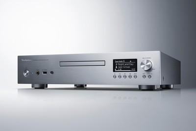 Technics Grand Class SACD/CD Netzwerkspieler Silber