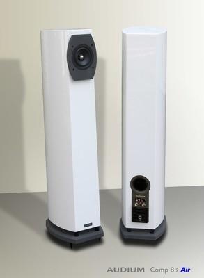AUDIUM Comp 8.2 Air, Vollaktiv WiFi+Digital