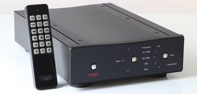 Rega DAC-R Remote Digital-Analog-Wandler