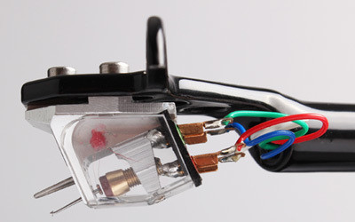 Rega Apheta 2 MC-Tonabnehmersystem