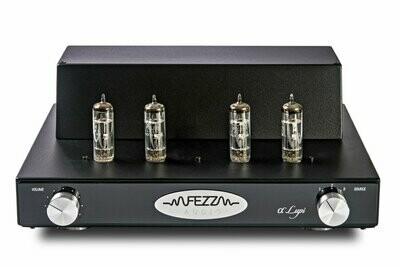 FEZZ Audio Alfa Lupi, Push-Pull Verstärker inkl Fernbedienung