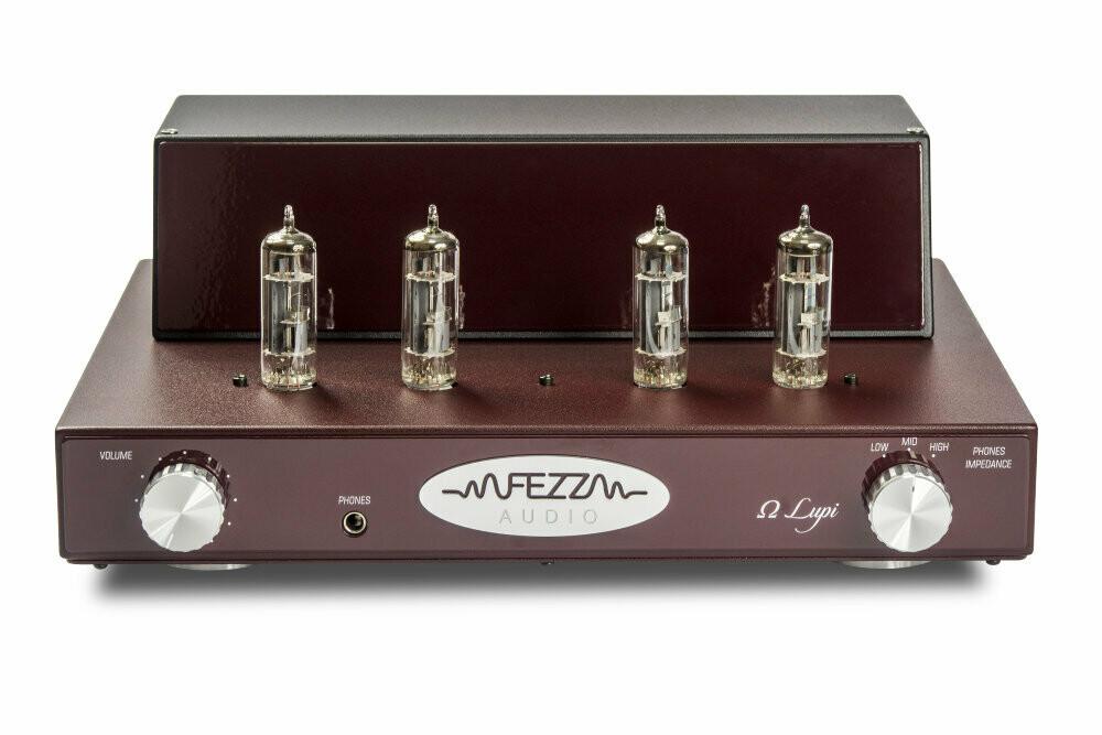 FEZZ Audio Omega Lupi, Kopfhörerverstärker