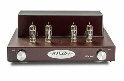 FEZZ Audio Alfa Lupi, Push-Pull Verstärker